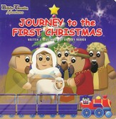 Journey to the First Christmas Board Book
