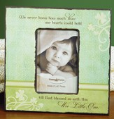 Wee Little One Photo Frame