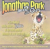 Jonathan Park Goes to the Zoo Audio CD Set (4 CDs)