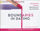 Boundaries in Dating, Unabridged Audio CD