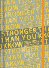 You're Stronger Than You Know Journal