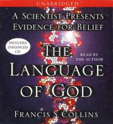 Language of God, The: A Scientist Presents Evidence for Belief Audiobook on CD_ROM