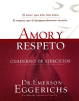 Amor Y Respeto - Cuaderno De Ejercicios: Love and Respect - Workbook - Slightly Imperfect