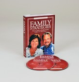 Family Strategies: How to Build a Healthy Family Culture in Your Home Audio CD Set