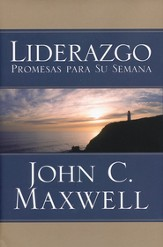 Liderazgo, Promesas para Semana (Leadership Promises for Your Week)