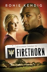 Firethorn, Discarded Heroes Series #4 -ebook
