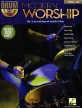 Modern Worship (Drums Play-Along Book/CD)