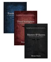 Tales of the Starlight Series, Volumes 1-3