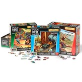 Action Bible Puzzles, Set of 3