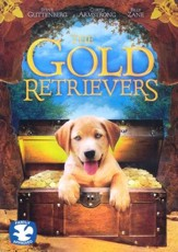 The Gold Retrievers, DVD