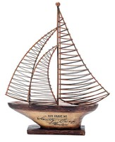 Serenity Prayer Sailboat