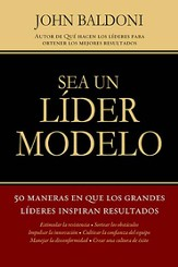Sé un Líder Modelo  (Lead by Example)