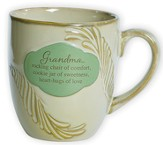 Grandma, Rocking Chair Of Comfort Mug