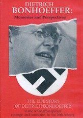 Dietrich Bonhoeffer: Memories & Perspectives, DVD