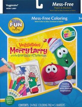 MerryLarry and the True Light of Christmas, Color Wonder