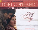 Lost Melody: A Novel - unabridged audiobook on CD