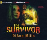 #2: Survivor: A Novel - unabridged audiobook on CD