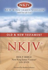 NKJV Complete Bible on DVD