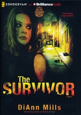 #2: Survivor: A Novel - unabridged audiobook on MP3-CD