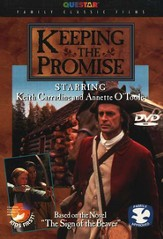 Keeping the Promise, DVD