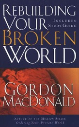 Rebuilding Your Broken World - eBook