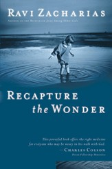 Recapture the Wonder: Experiencing God's Amazing Promise of Childlike Joy - eBook