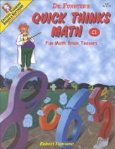 Funster Quick Think Level C1: Grades 8-10