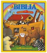La Biblia Levanta la Tapita  (Lift the Flap Bible)