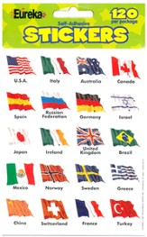 World Flags (20 countries)