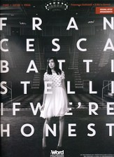 If We're Honest - Songbook