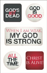 God's Not Dead Magnets