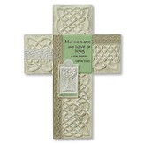 Irish First Communion Wall Cross