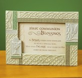 Irish First Communion Frame