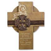 Irish Confirmation Wall Cross