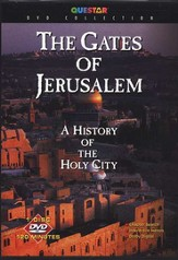 The Gates of Jerusalem: A History of the Holy City, DVD