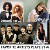 Favorite Artists Playlist #1 [Music Download]