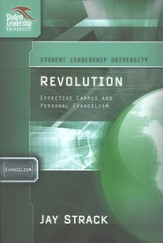 Revolution: Effective Campus and Personal Evangelism - eBook
