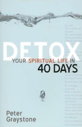 Detox Your Spiritual Life in 40 Days - Slightly Imperfect