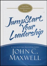 Jumpstart Your Leadership: A 90-Day Growth Guide