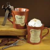 Friends Are the Spice God Adds Mug with Whisk