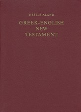Greek-English New Testament, 27th Edition with English RSV text, 10th Edition