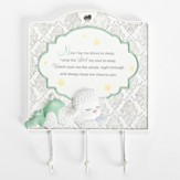 Baby Blessings Plaque