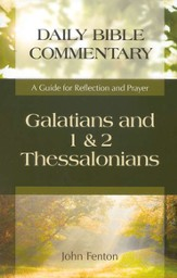 Galatians and 1 & 2 Thessalonians