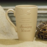 Amazing Woman, Blessing Branches Mug