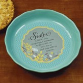 A Sister, Pie Plate