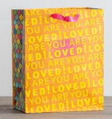 You Are Loved Gift Bag, Medium