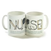 Nurse, You Treat Your Patients With Great Care Mug