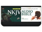 NKJV Complete Bible on CD-voice only