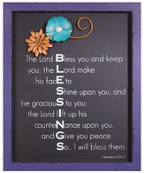 Blessings Hanging Plaque