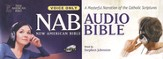 NAB Bible on CD, Voice Only - Slightly Imperfect